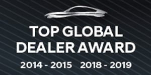 Top Global Dealer Award