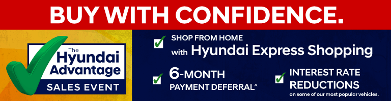 Buy With Confidence - Hyundai Advantage